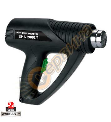 Пистолет за горещ възду Bavaria BHA 2000/1 4520130 - 2000W