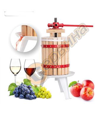 Преса за плодове Grafner 18 л. OP10553  17349