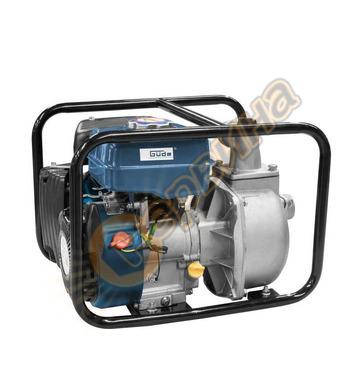 Бензинова водна помпа Gude 15.22 комплект  94503
