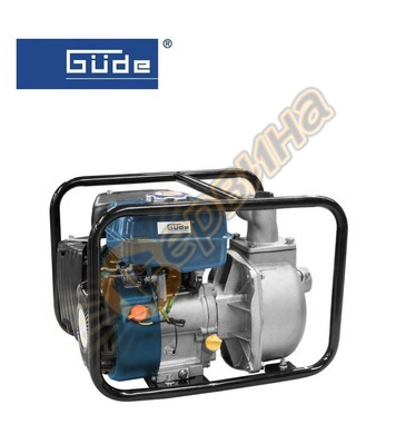 Бензинова водна помпа Gude GMP 15.22  94501