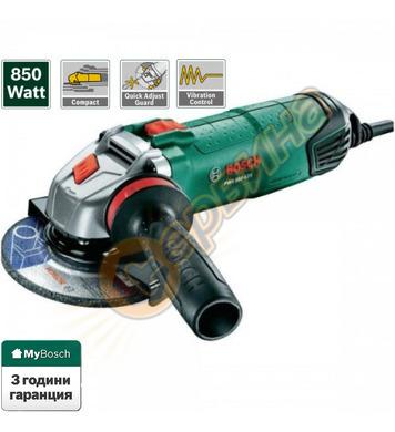 Ъглошлайф Bosch PWS 850-125 06033A2720 - 850W