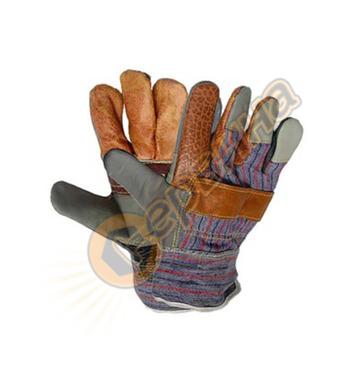 Ръкавици лицева кожа разноцветни Robin 0002-01 12539 12р/сте