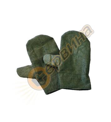 Ръкавици брезент Decorex 670400 42276 10бр/стек