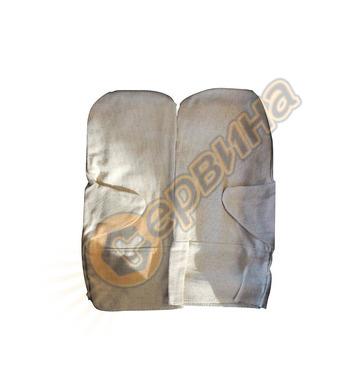 Ръкавици брезент ДОК 000103 12540 12бр/стек