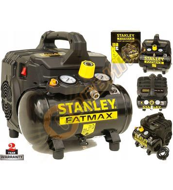 Безмаслен компресор Stanley DST101-8-6 - 6л/8бара