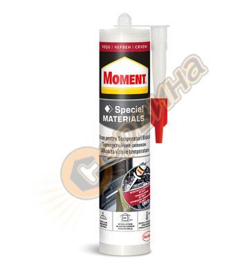 Термоустойчив силикон - червен Moment Heat Resistant DE13455