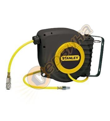Макара с маркуч за въздух под налягане Stanley 9045698STN -