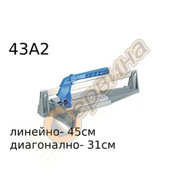 Машина за рязане ръчна Montolit MiniMontolit 43A2 - 45см BM4