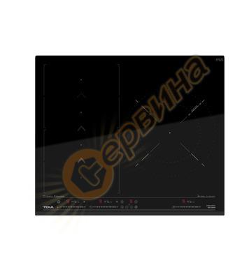 Стъклокерамичен индукционен плот Teka IZS 65600 SLIDECOOKING
