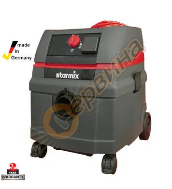 Прахосмукачка за сухо и мокро вакуумно почистване Starmix IS