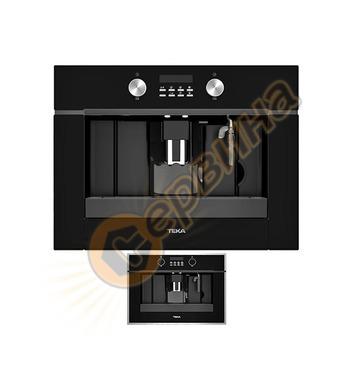 Автоматична кафемашина с кафемелачка Teka CLC 855 GM - за вг
