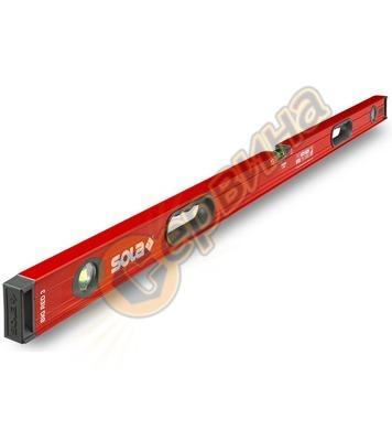 Алуминиев нивелир Sola Red 3 60 01214801 - 60см