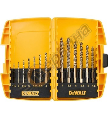 Комплект свредла за метал DeWalt DT7920B - 13части