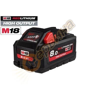 Акумулаторна батерия Milwaukee M18B9 4932451245 - 18V/9.0Ah