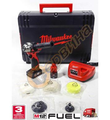 Акумулаторна полираща машина Milwaukee M12BPS-421X 493344779