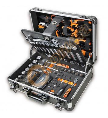 Комплект инструменти Beta 2054E/E-128  020540022 1/4