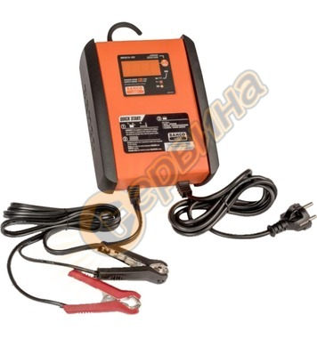 Автоматично зарядно устройство Bahco BBCE12-15S - 12V/15А