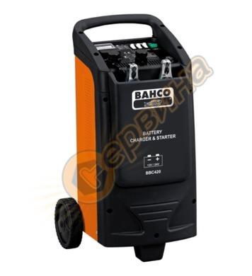Стартиращо и зарядно устройство Bahco BBC420 12/24V - 1.6/10