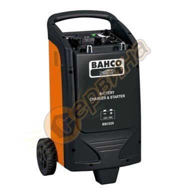 Стартиращо и зарядно устройство Bahco BBC620 12/24V - 2.0/10