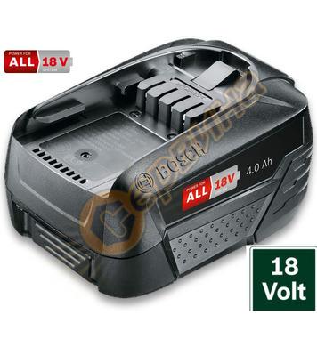 Акумулаторна батерия Bosch PBA 1600A011T8 - 18V/4.0Ah Li-Ion