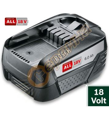 Акумулаторна батерия Bosch PBA 1600A00DD7 - 18V/6.0Ah Li-Ion