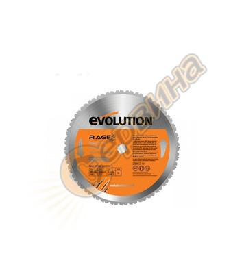 Универсален диск  Evolution RAGE 355мм - 355x25.4x2.4мм RAG
