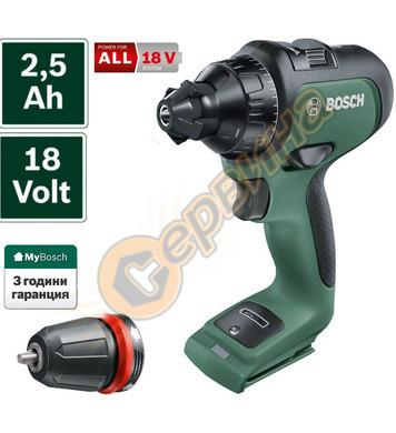 Акумулаторен винтоверт Bosch AdvancedDrill 18 06039B5004 - 1
