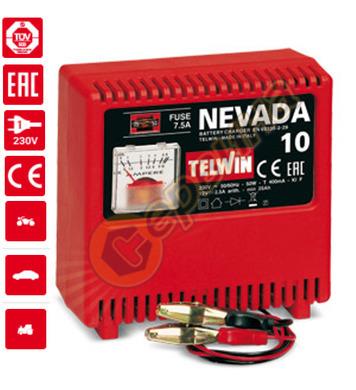 Зарядно устройство Telwin NEVADA 10 TN807022 - 12V/4А