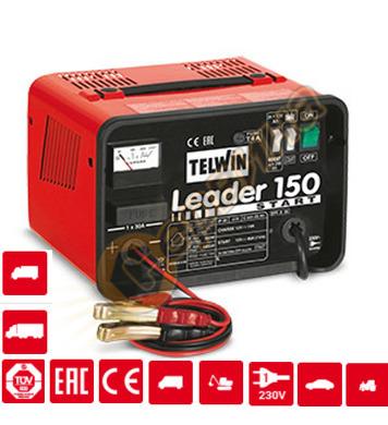 Зарядно стартерно устройство Telwin LEADER 150 START TN80754