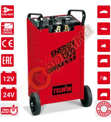 Зарядно стартерно устройство Telwin ENERGY 1500 START TN8290