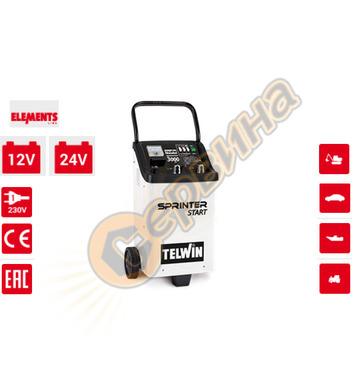 Зарядно стартерно устройство Telwin Sprinter 3000 TN829390 1