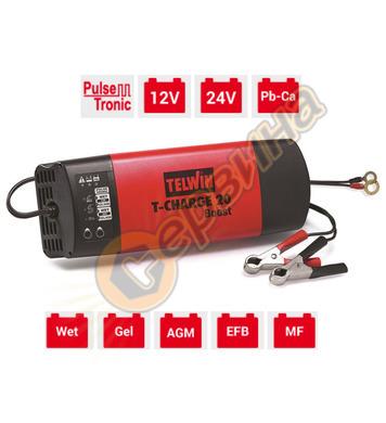 Зарядно устройство Telwin Touring 20 Boost TN807563 12/24 -