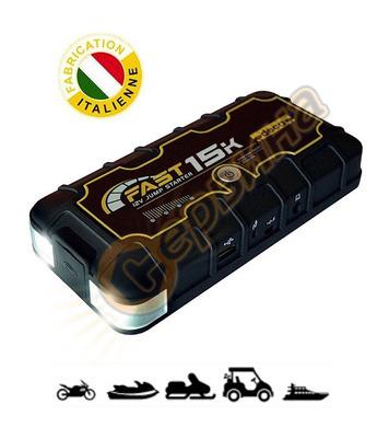 Стартиращо зарядно устройство Deca FAST 15K 380800 12V - Li-