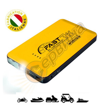 Стартиращо зарядно устройство Deca FAST 7K 380600 12V - Li-P