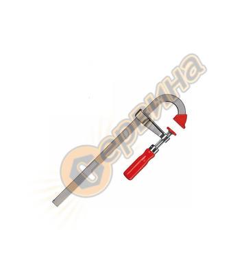 Стяга винтова Bessey - с U-образна форма 200/50мм BES LMU20/