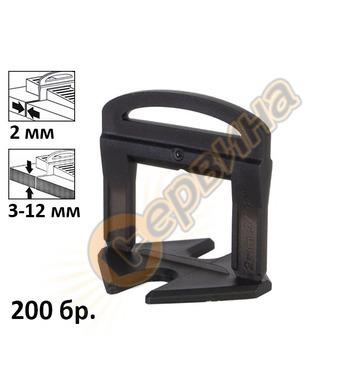 Изравнител за плочки Rubi Delta Strip 02853 - 2мм