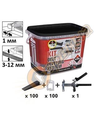 Система за нивелиране на плочки Rubi Delta Level 03913 - 1.0