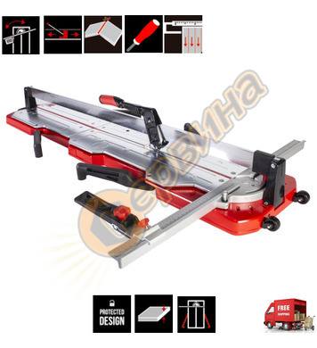 Машина за рязане ръчна Rubi TP-125 S - 125см 11973