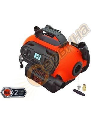Компресор за гуми Black&Decker BDCINF18N - 12/18 V /230V