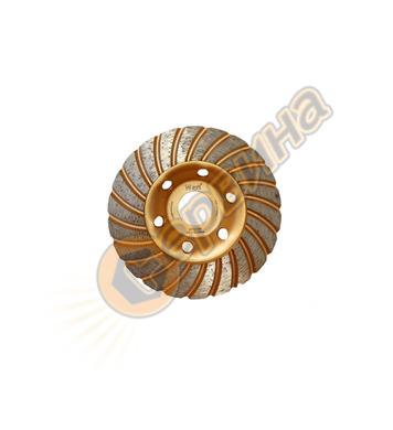Диамантен диск Wert - за бетон, зидария и камък 115 мм 115x2
