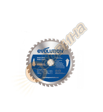 Диск Evolution 255мм 255x25.4x2мм - за рязане на стомана  EV