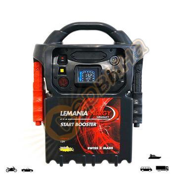 Професионално стартиращо устройство Lemania Start Booster P1