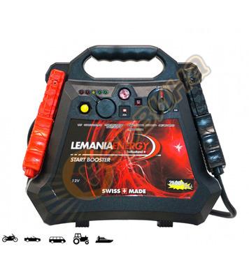 Професионално стартиращо устройство Lemania Start Booster P2