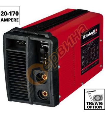 Заваръчен апарат-електрожен Einhell TC-IW 170 1544180 - 170A