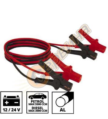 Кабели за подаване на ток Einhell BT-BO 25 A 2030345