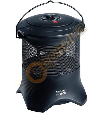 Термовентилаторна печка Einhell ETH 2000 2338202 - 2000W