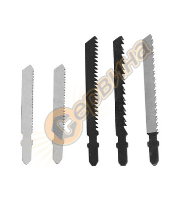Резервни ножчета за прободен трион Gude 5бр. 58156