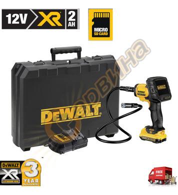 Акумулаторна инспекционна камера DeWalt DCT410D1 - 12V/2.0Ah