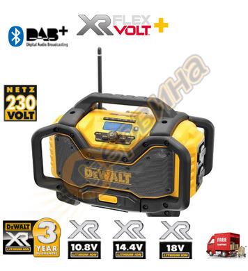 Акумулаторно радио DeWalt DCR027 - 10.8-18V без батерия и за