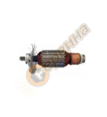 Котва - ротор за отрезна машина Makita 510242-3 2414B, 2414N